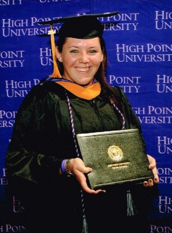 Class of 2014 Outcomes: Alyssa Carney Crafts a Career in Furniture