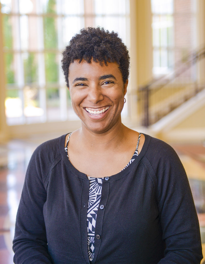 Amanda Mbuvi