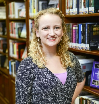 Chadwell Joins HPU Library Team