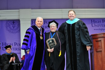 Andrea Wheless Receives Slane Distinguished Teaching-Service Award