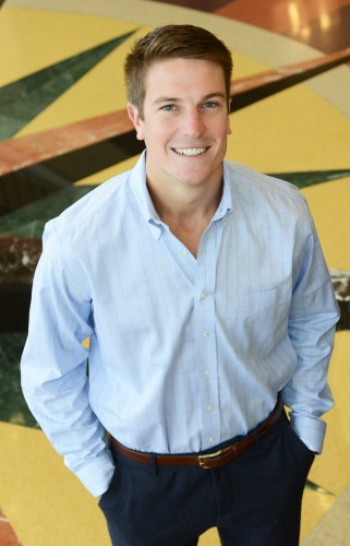 Class of 2014 Outcomes: Andrew Brooks Constructs New Business