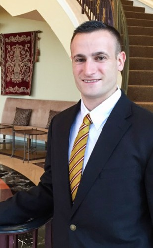 Class of 2015 Outcomes: Andrew Colitti Works Toward Master of Accountancy