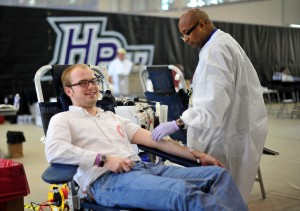HPU High Point University Blood Drive