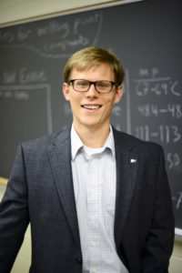 HPU Professor Receives Two Chemistry Grants from the National Science Foundation - High Point University