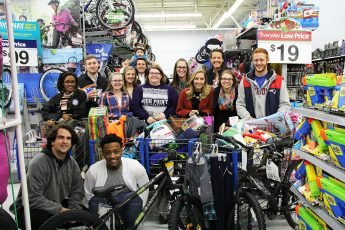 Students Raise $7,500 for Angel Tree Program