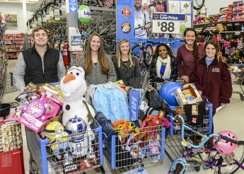 Board of Stewards Raises $10,000 for Angel Tree