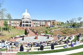 Arbor Day Celebration Recognizes the Continued Transformation of HPU's Landscape