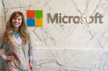 Alumni Profile: Shaping the Future at Microsoft