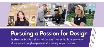 Pursuing a Passion for Design