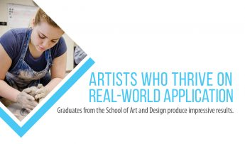 Artists who Thrive on Real-World Application