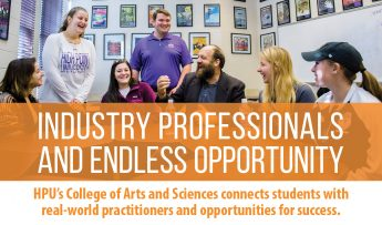 Industry Professionals and Endless Opportunity