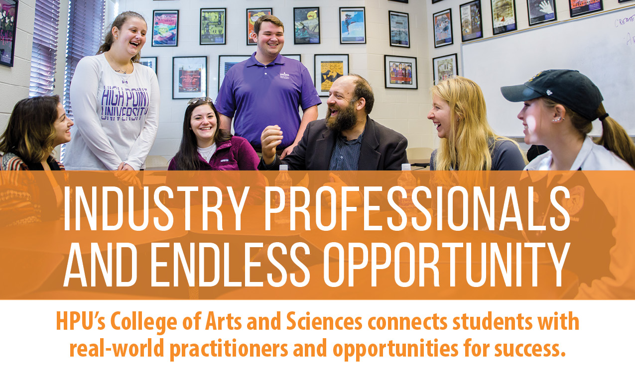 Industry Professionals and Endless Opportunity | High Point