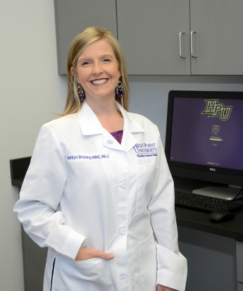 Bruning Joins HPU as Director of Clinical Education in PA Program