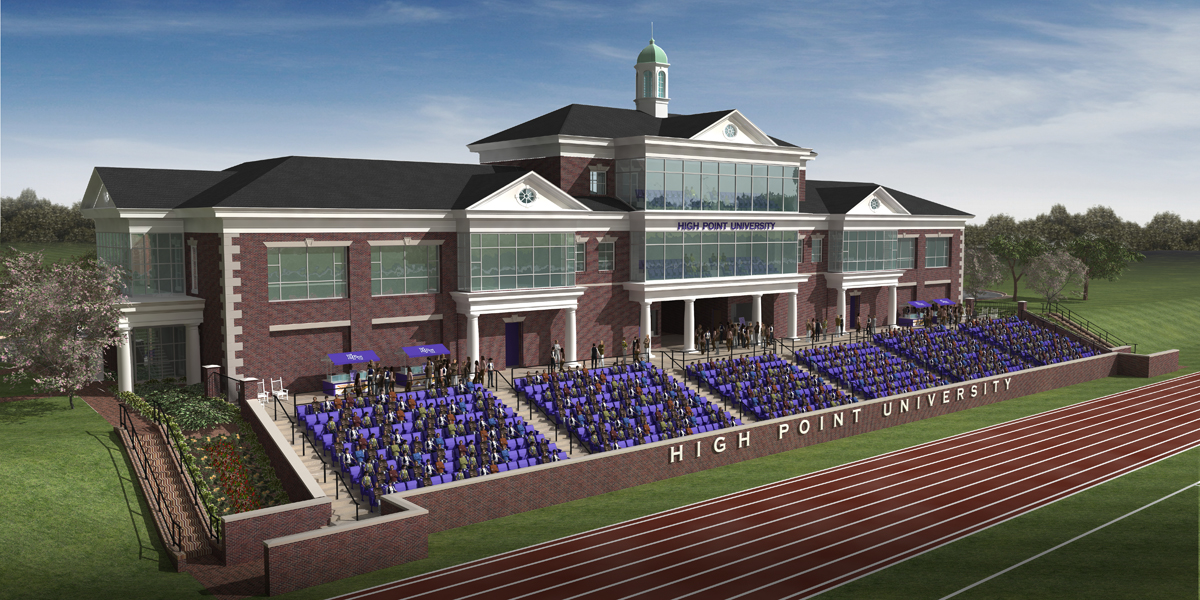 The future at High Point University is bright - High Point ...