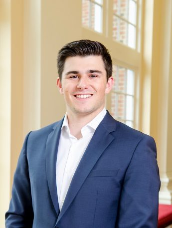 Class of 2018 Outcomes: Austin Schultz Begins Career at Amgen Inc.