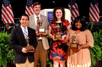 Students Recognized for Exceptional Commitment to School and Community at Honors Day