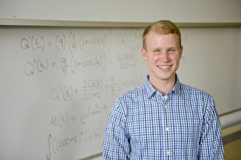Class of 2015 Outcomes: Ben May Secures Research Career