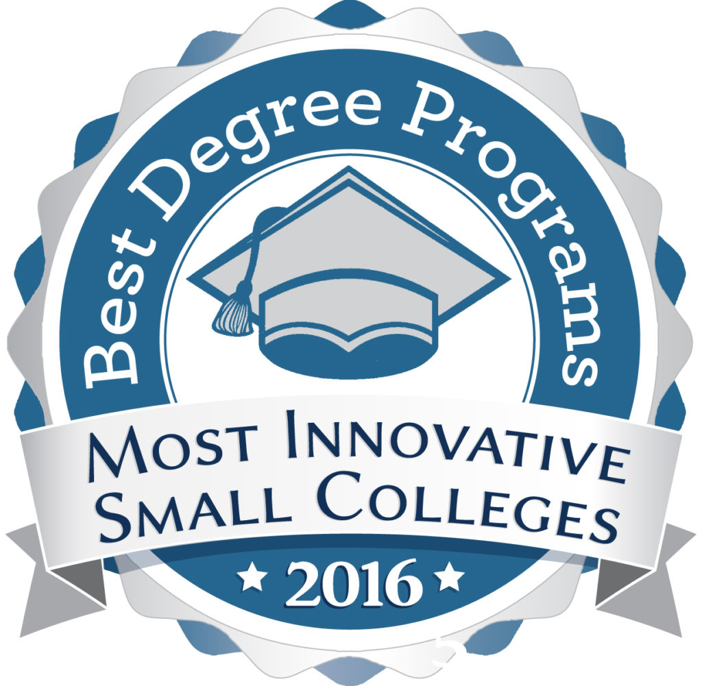 Best Degree Programs Most Innovative Small Colleges 2016