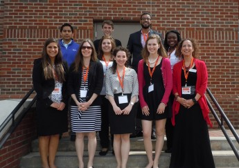 Students Receive Awards at Big South Undergraduate Research Symposium