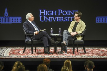 Twitter Co-Founder to HPU Students: 'Create Your Own Opportunity'