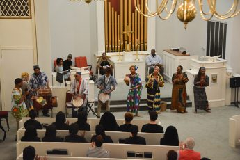 HPU Community Gathers for Annual Black Heritage Service