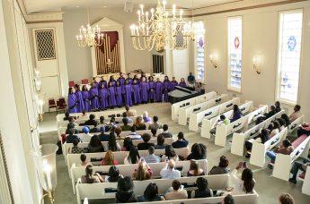 HPU Students Host Fourth Annual Black Heritage Service