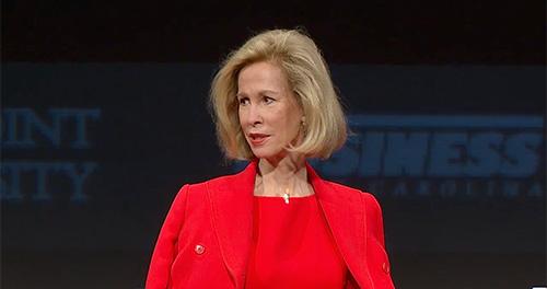 Bonnie McElveen-Hunter - Advice on Becoming an Effective Leader