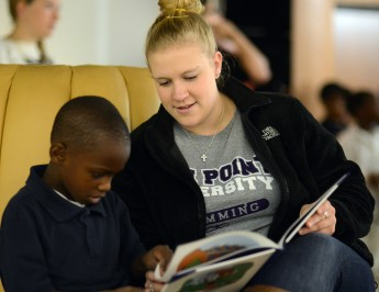 March is National Read Aloud Month