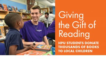 Giving the Gift of Reading