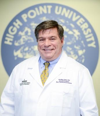Clark Joins School of Pharmacy