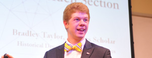 Experiences at HPU Prepare Senior Bradley Taylor for Success