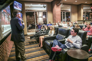 Brandon Lenoir Debate Viewing Party