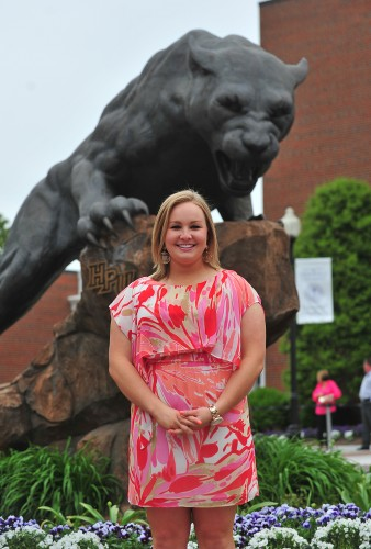 Class of 2014 Outcomes: Brenn Bolding Certifies Her Future in Athletic Training