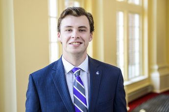Class of 2016 Profile: Brian Hagan Secures Position with Logistics Company