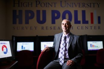 New York Times Features HPU Survey Research Center