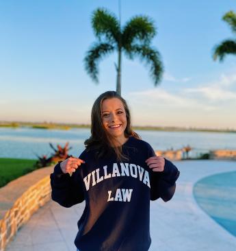 Class of 2020 Outcomes: Briana Smalley Ventures to Villanova School of Law