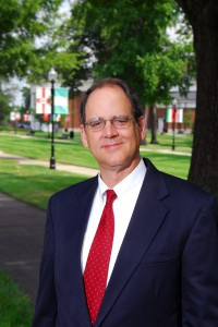 High Point University Professor Bruce Shores