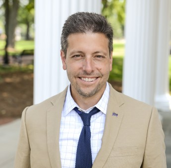 Vescio Named Professor, Chair of HPU's English Department