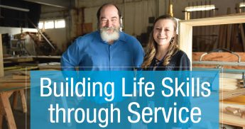 Building Life Skills Through Service