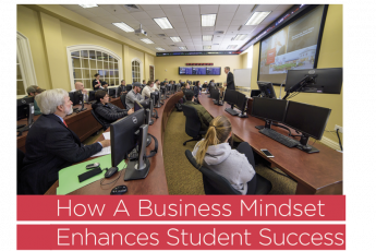 How A Business Mindset Enhances Student Success