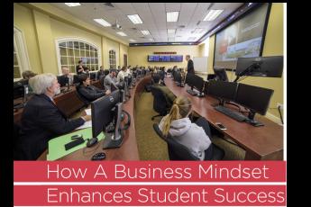 How A Business Mindset Enhances Student Success