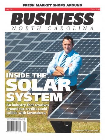Business North Carolina Feature: May 2013