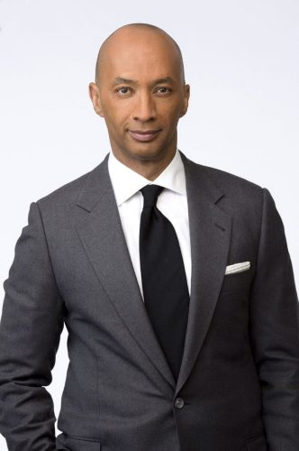 Byron Pitts of ABC News Joins HPU as Journalist in Residence
