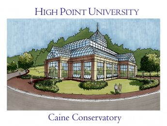 Alumnus Gives Major Gift to HPU for New Conservatory