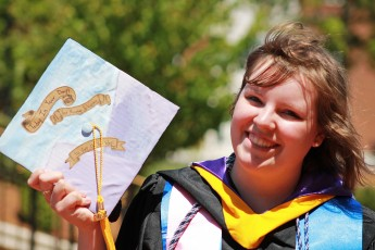 Class of 2014 Outcomes: Caitlin Hines Pursues MBA