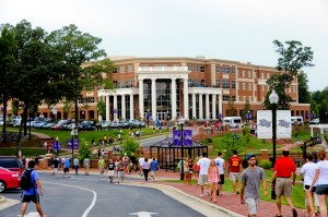HPU High Point University BigSURS