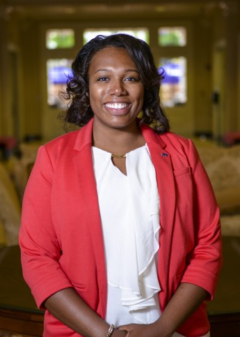 Class of 2016 Profile: Candace Tucker Works at Greensboro Nonprofit