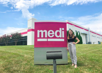 Internship Profile: Ryley Fredericksen Manages Social Media at Medi USA