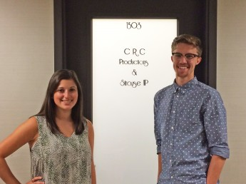 Student Learns the Ropes at Broadway Production Office
