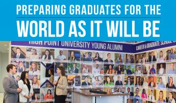 Preparing Graduates for the World as it Will Be